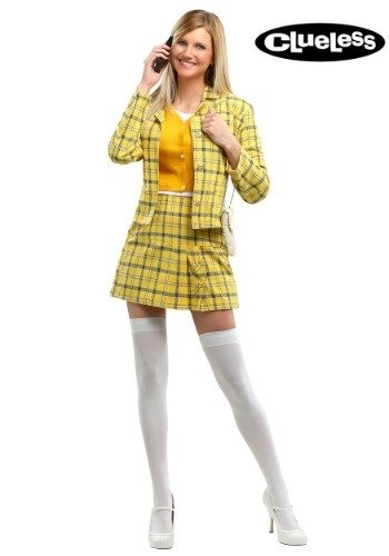 Clueless Cher Women's Costume