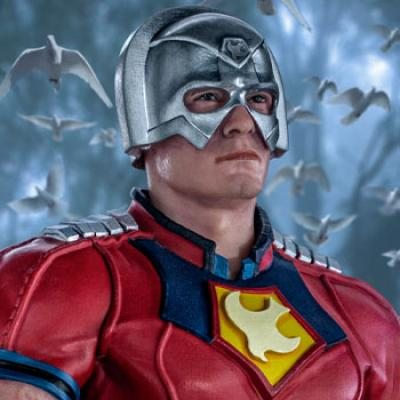 Peacemaker (DC Comics) 1:10 Scale Statue by Iron Studios