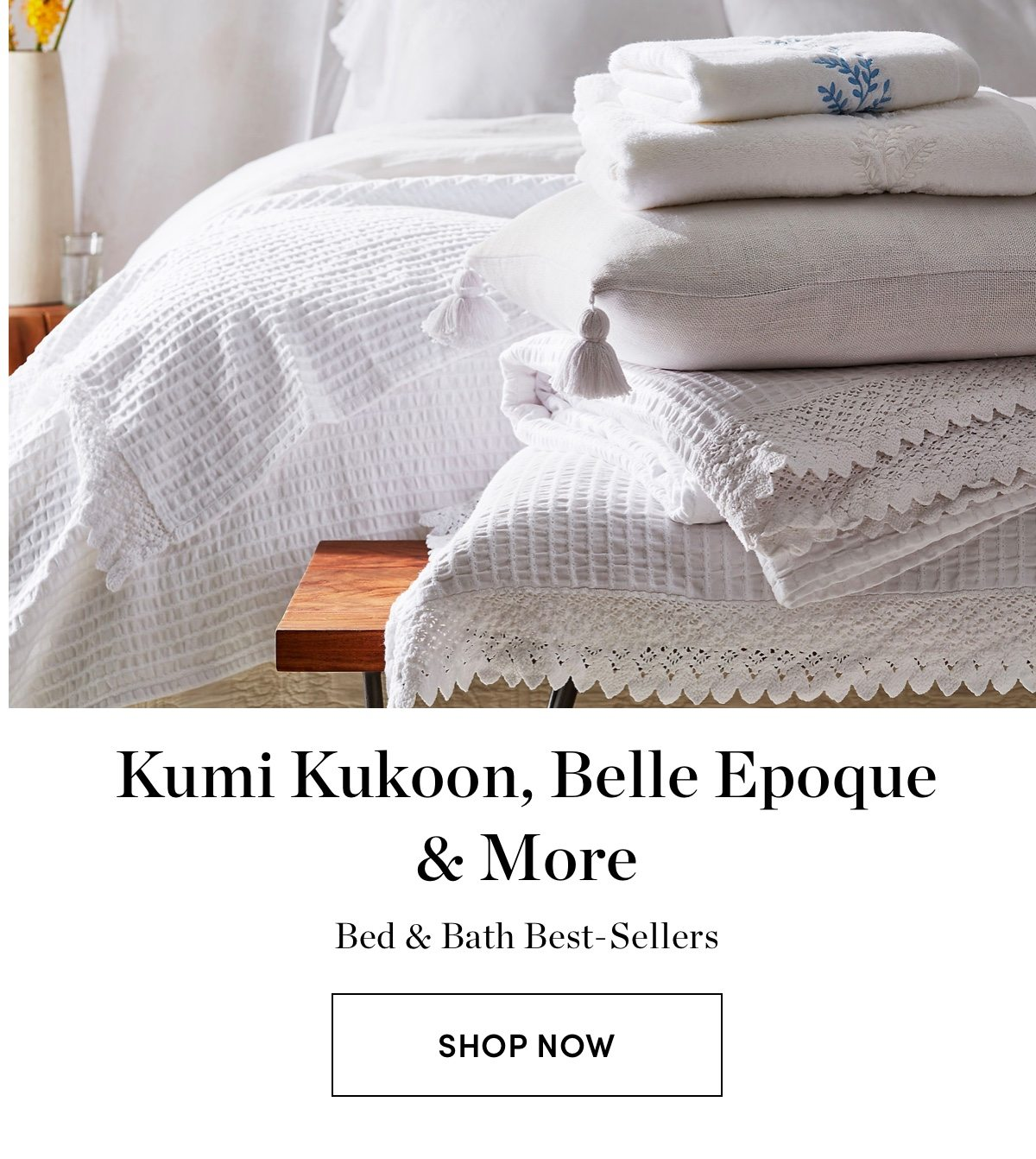 Kumi Kukoon, Belle Epoque & More