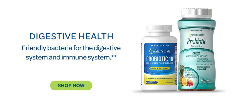 Digestive Health - Friendly bacteria for the digestive system and immune system.** Shop now.