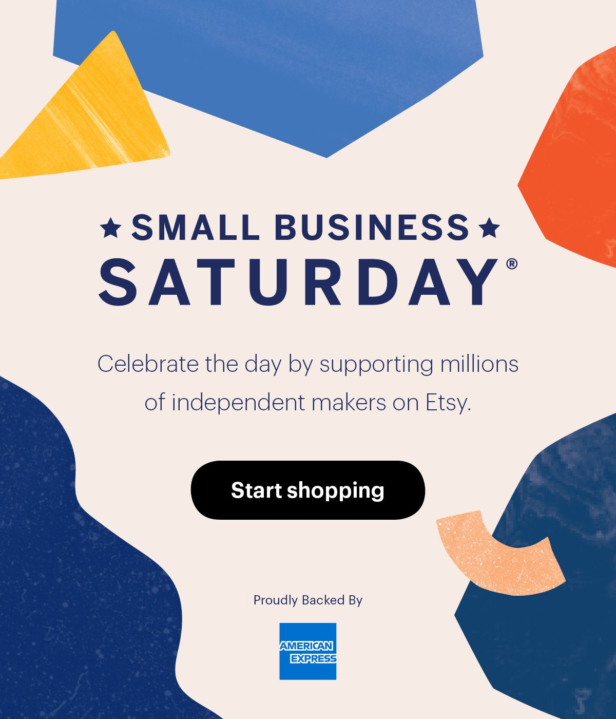 36ac99cf8800d Shop today for Small Business Saturday! - Etsy Email Archive