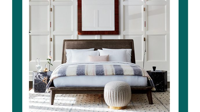 UP TO 30% OFF BEDDING + CURTAINS†