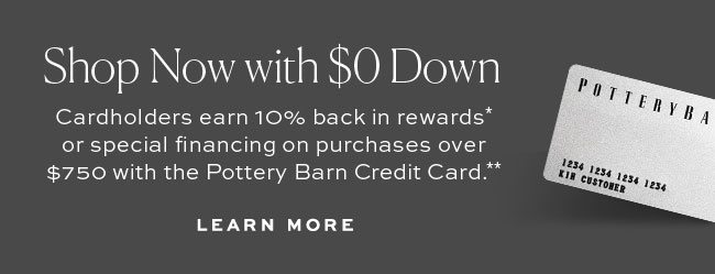 Shop Now with $0 Down