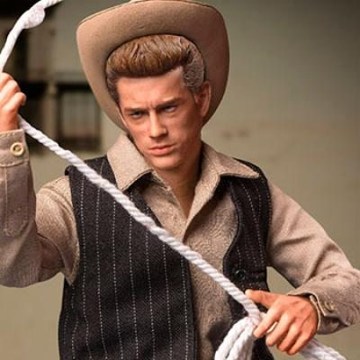 James Dean Cowboy DLX Version 1:6 (Star)