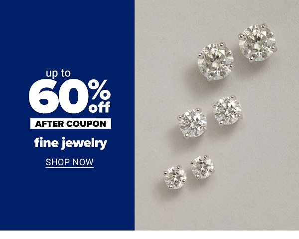 Up to 60% off fine jewelry - after coupon. Shop Now.