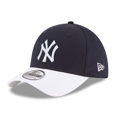 New York Yankees New Era 2018 On-Field Prolight Batting Practice 39THIRTY Flex Hat – Navy