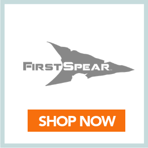 First Spear - take 40% off