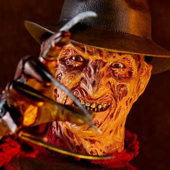 Freddy Krueger Premium Format™ Figure by Sideshow Collectibles