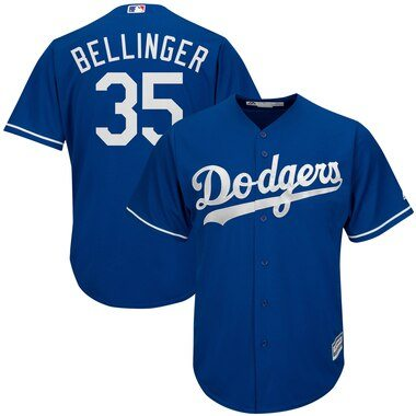 Cody Bellinger Los Angeles Dodgers Majestic Cool Base Player Jersey - Royal
