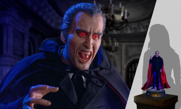 Count Dracula 2.0 (DX With Light) Statue by Star Ace Toys Ltd.