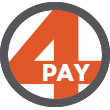 4-Pay: It's the Easy Way.