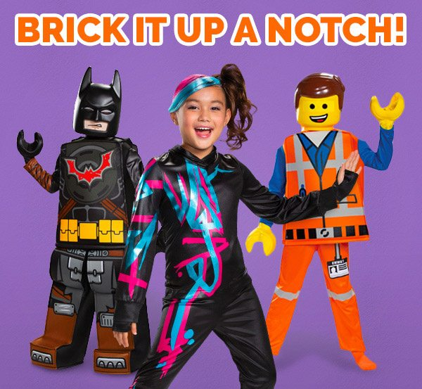 Brick it up a Notch!​