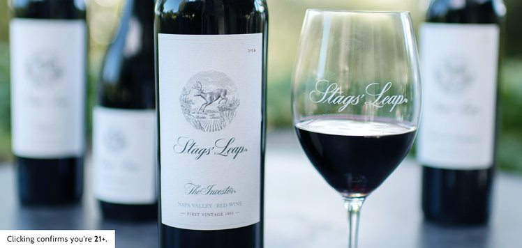Napa Valley Red From the Acclaimed Stags' Leap Winery