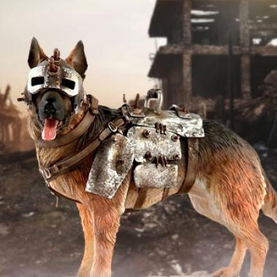Dogmeat Statue (Chronicle)