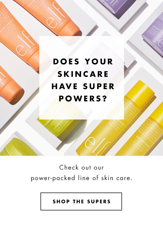 Shop the supers