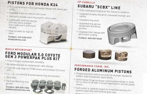 PRI Magazine - Get Your Race Products Featured In PRI Buyers Guide