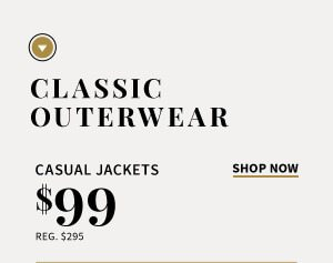 $99 Casual Jackets