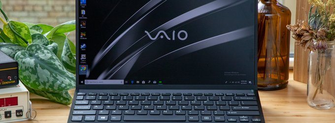 Vaio SX12 Laptop Reviewed: Stylish Ultraportable Business Laptop is Super Fast