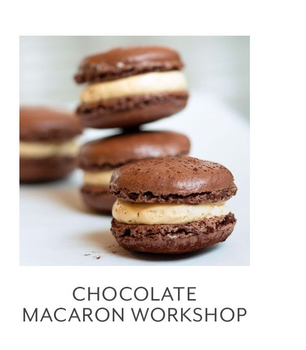 Class: Chocolate Macaron Workshop