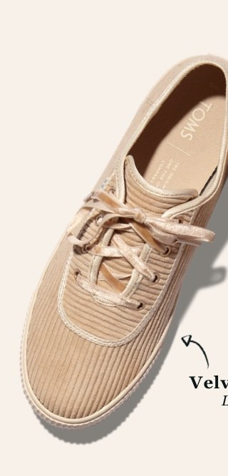 fd759c150ef The Topanga Collection  Now in corduroy - TOMS Email Archive