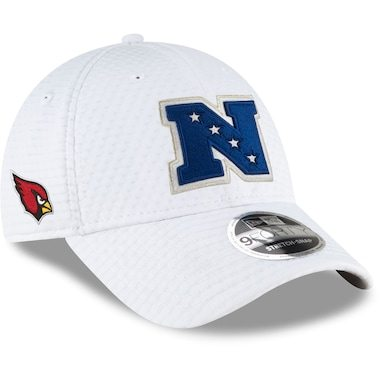 Arizona Cardinals New Era 2021 NFC Pro Bowl 9FORTY Snapback Hat – White