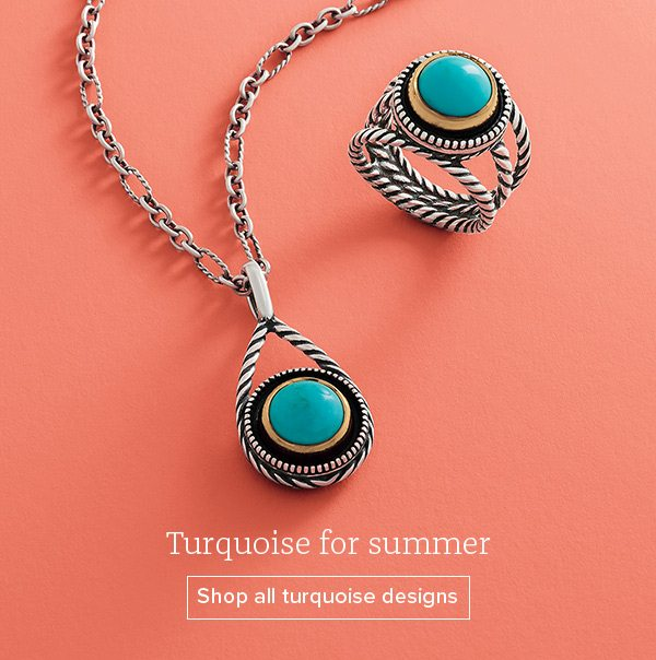 Turquoise for summer - Shop all turquoise designs