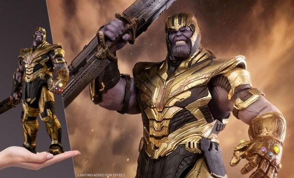 Thanos - Avengers: Endgame - Sixth Scale Figure by Hot Toys