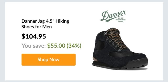 Danner Jag Hiking Shoes for Men