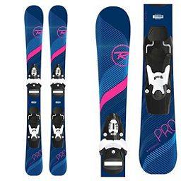 Rossignol Experience Pro W E S Kids Skis with Kid 4 GW Bindings