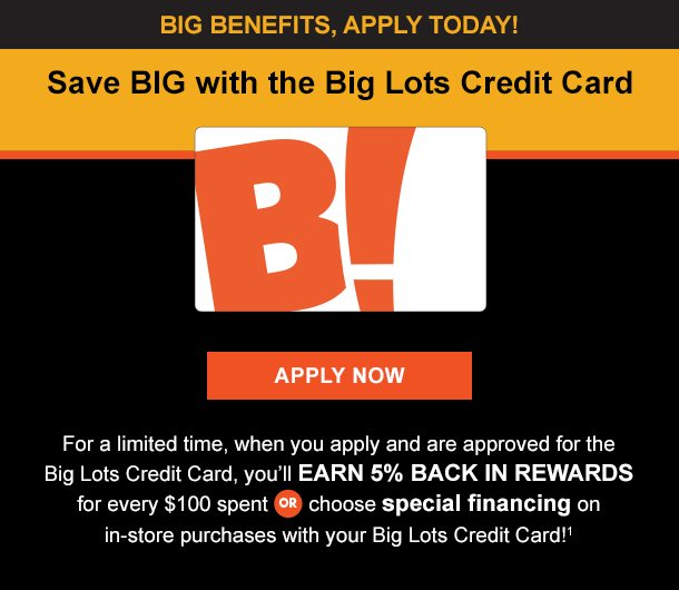 Big Lots Financing >> You Re Invited Big Lots Email Archive