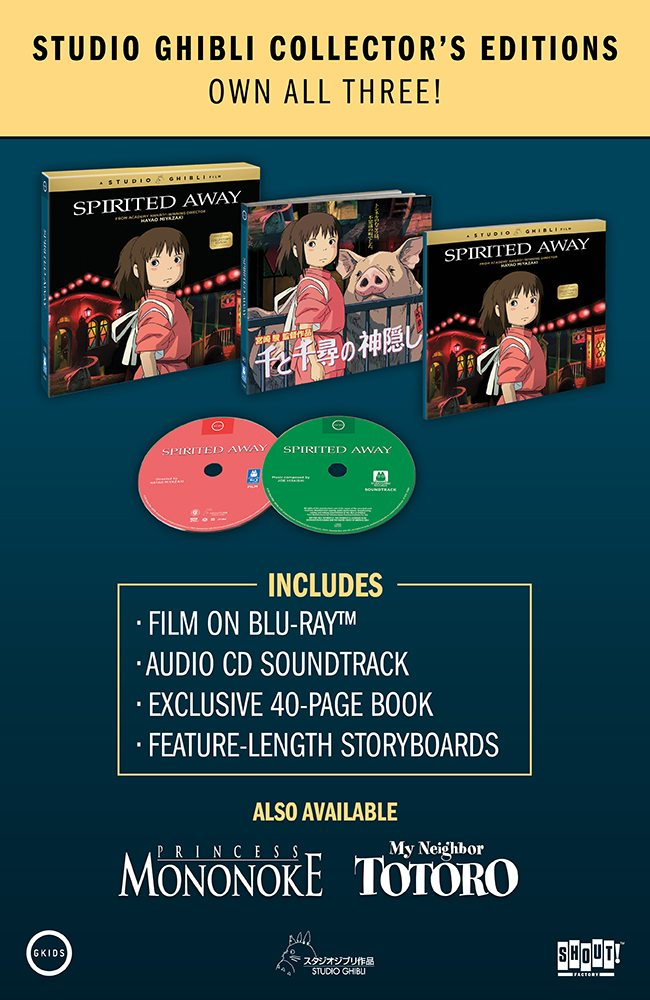 Studio Ghibli Collector's Sets Are Here ~ Own All Three!