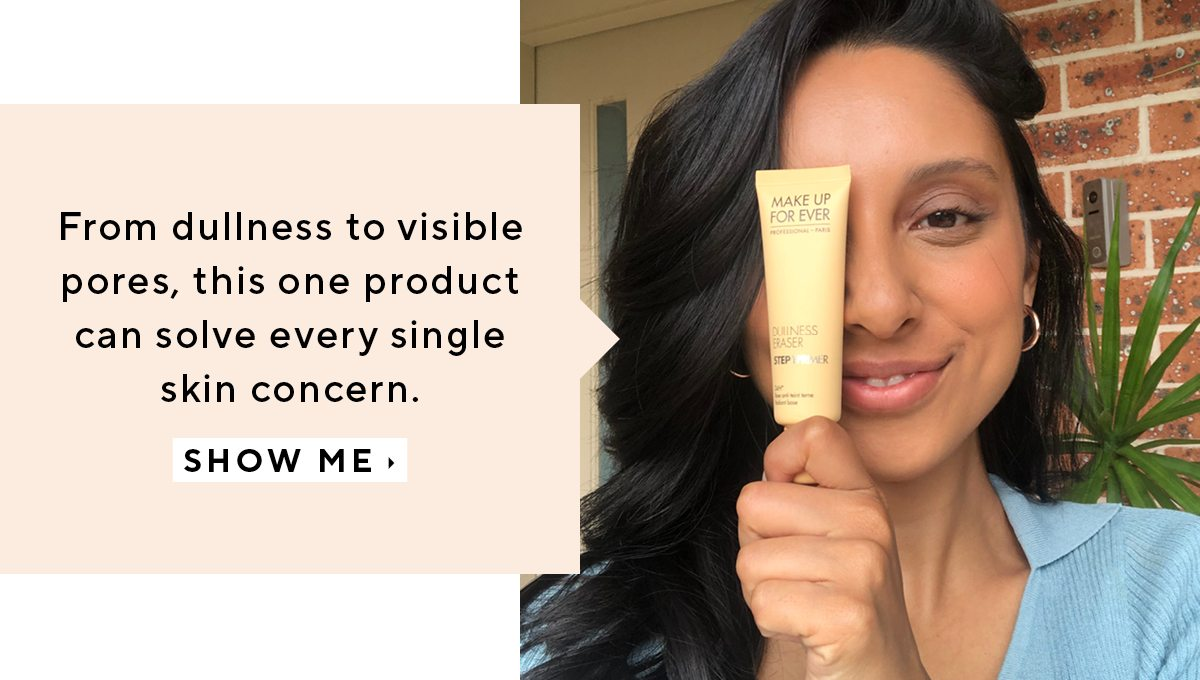 From dullness to visible pores, this one product can solve every single skin concern.