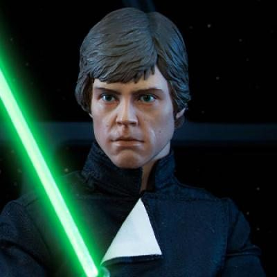 Luke Skywalker Deluxe - ROTJ 1:6 Figure
