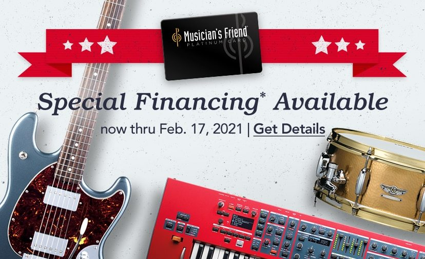 48-month financing* on qualifying purchases† of $499+ for a limited time. Get details