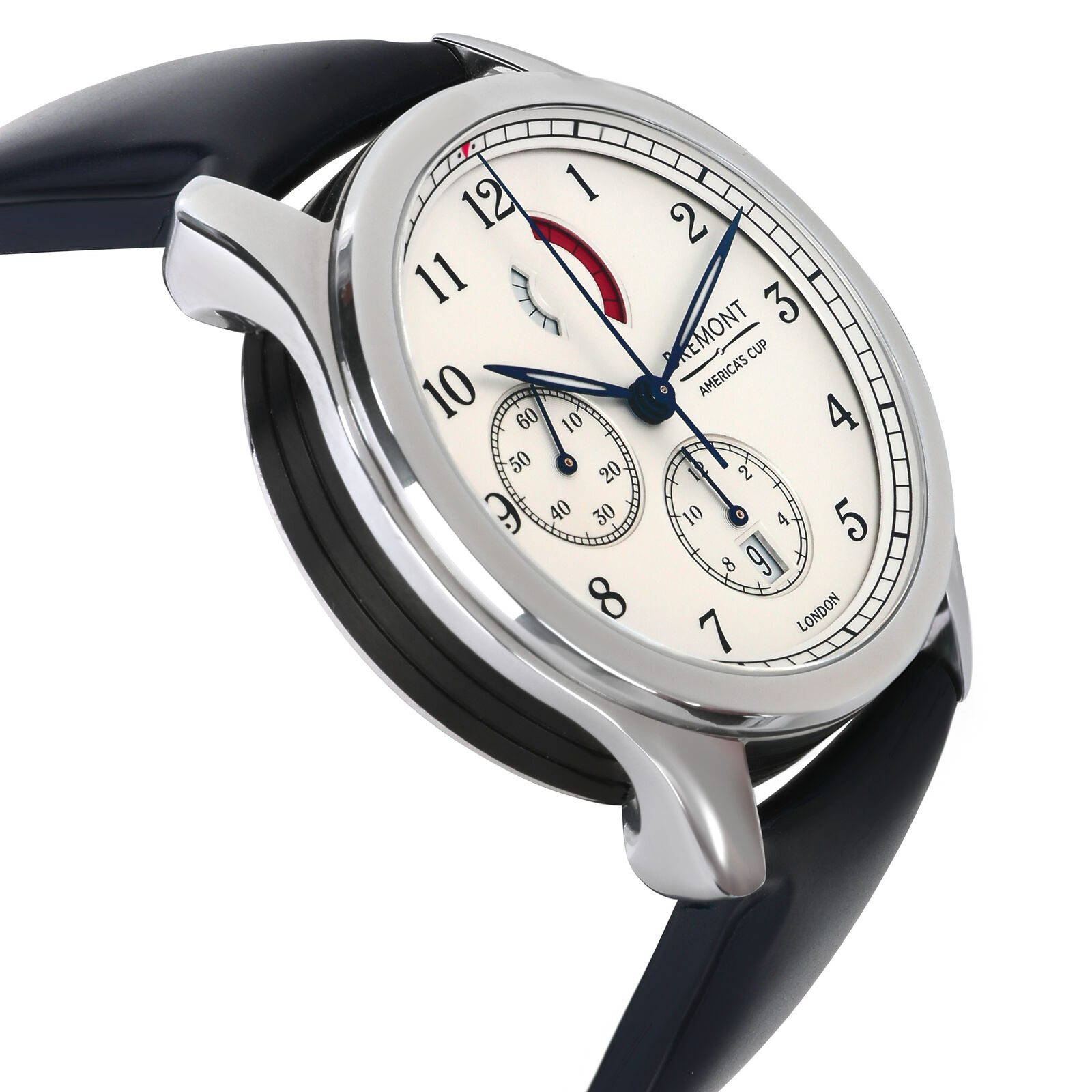 Image of Bremont Regatta AC AC-R/SS Men's Watch in Stainless Steel