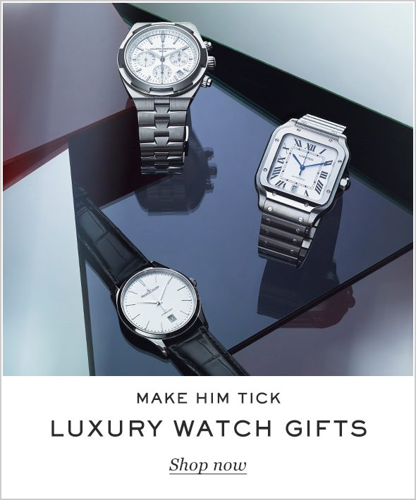 Luxury Watch Gifts