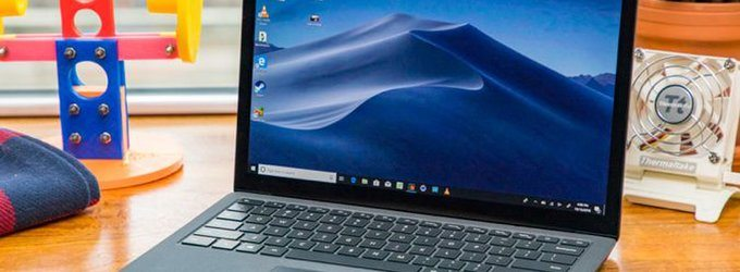 Microsoft Ditching Intel for the Surface Laptop 3?