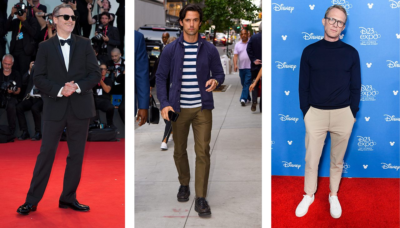 The Best-Dressed Men Of August 2019