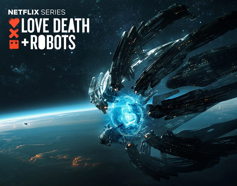 Love, Death & Robots: Beyond Aquila Rift - Concepts