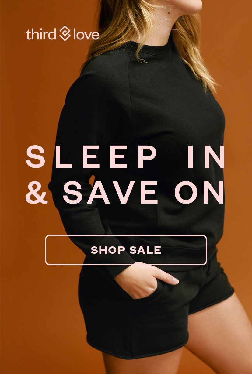 Sleep In and SAVE ON