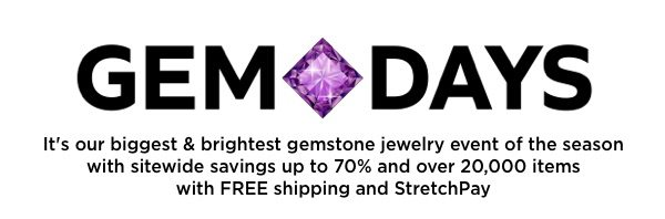 Free shipping & StretchPay on over 20,000 items sitewide + savings up to 70%