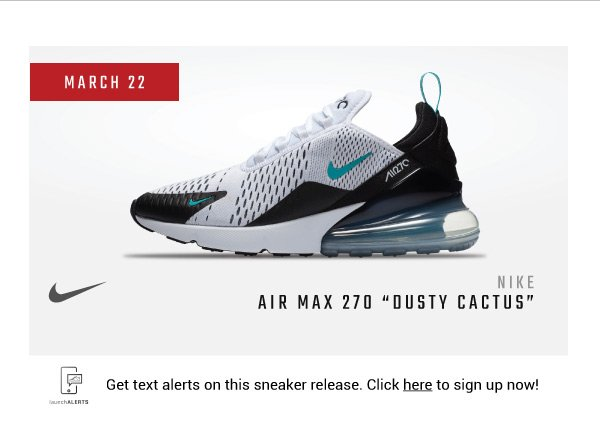 reputable site 0887d fd587 Releasing tomorrow: Air Max 270