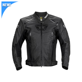 cortech, chicane leather jacket