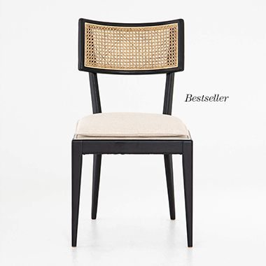 Libby Cane Dining Chair