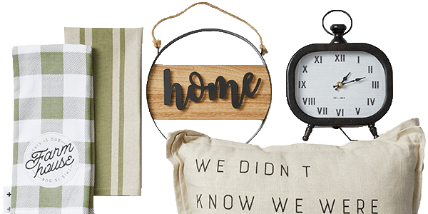 ENDS TOMORROW. 58% off your total purchase of Hudson 43 Rustic Decor Collection -when you stack- 40% Sale + 30% Coupon.