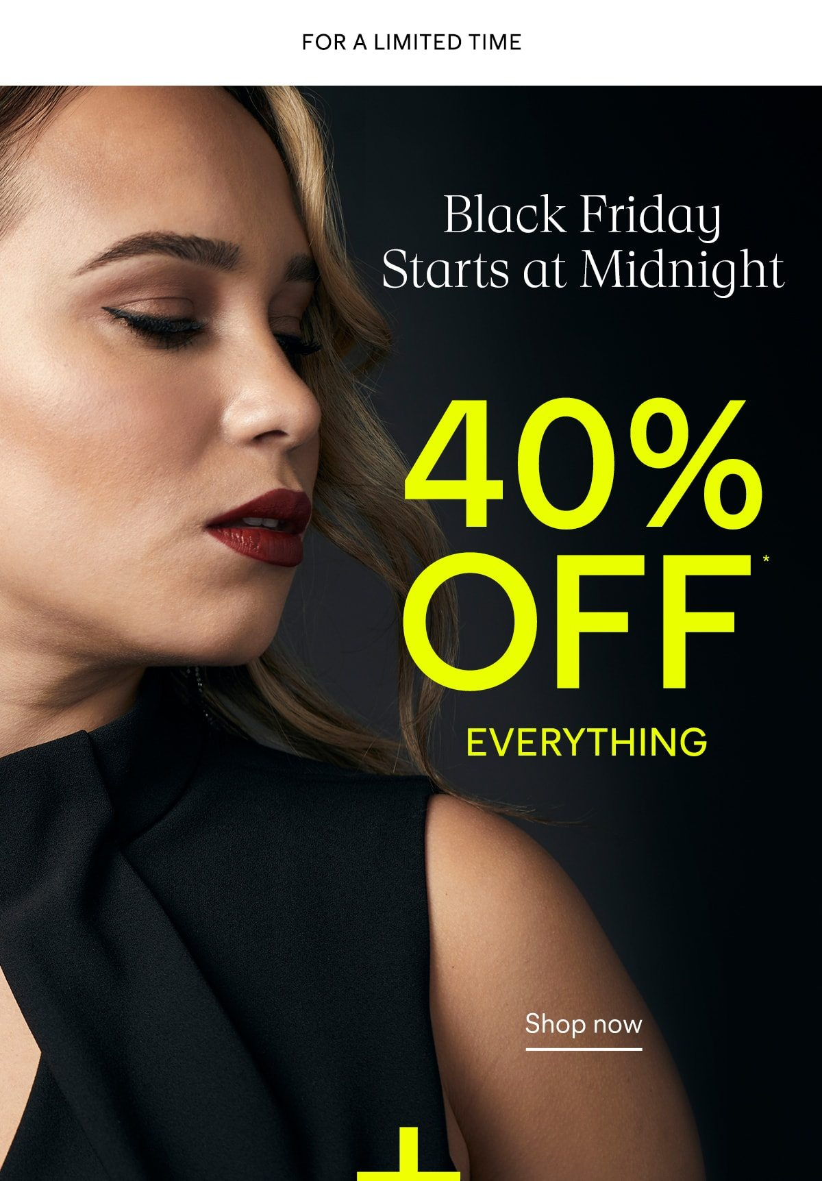 Countdown to Midnight | Black Friday Unveil - AdditionElle