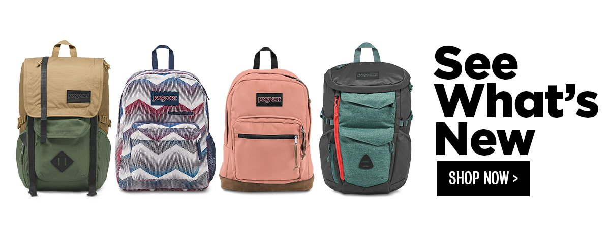 Iconic in every color - JanSport Email Archive