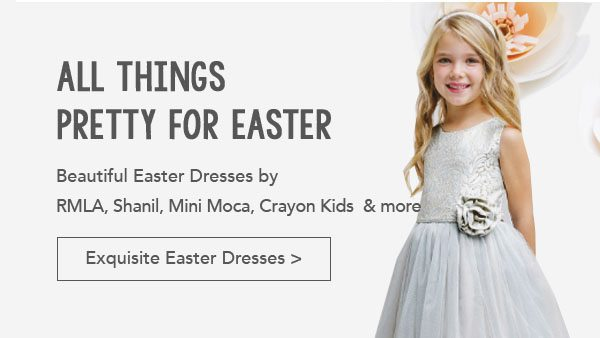 6bc409225757 Discover the new spring collection from Chic Baby! Find Easter dresses