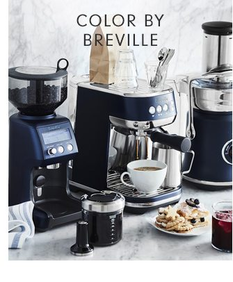 COLOR BY BREVILLE