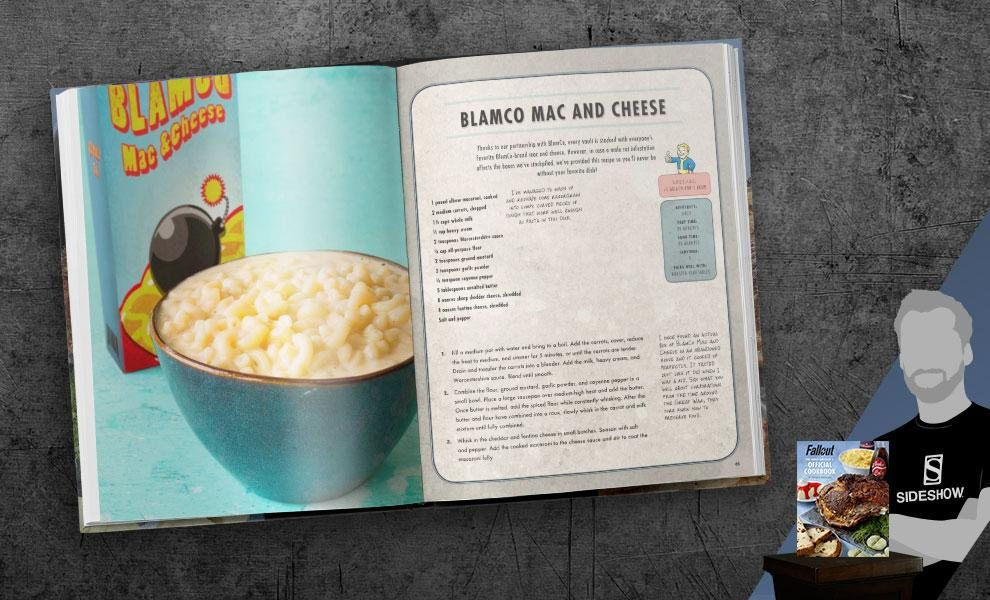 Fallout The Official Cookbook (Insight Editions)